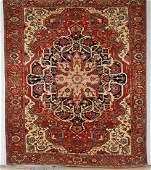 Fine Heriz Style Carpet