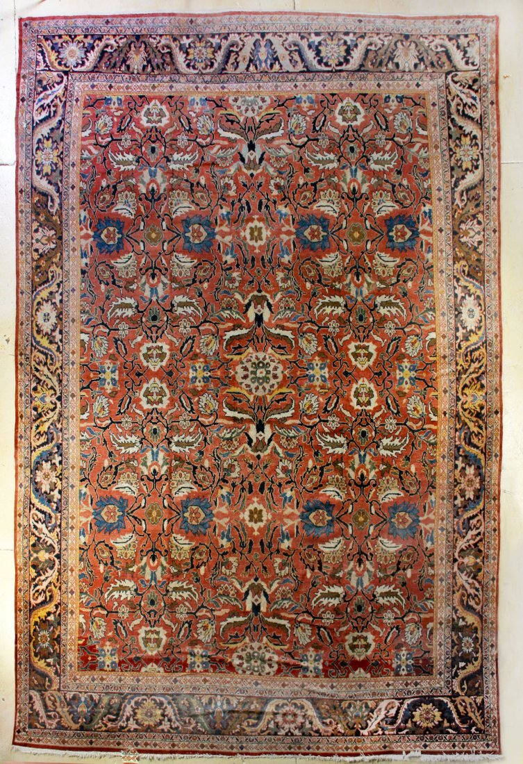 Large Sultanabad Carpet