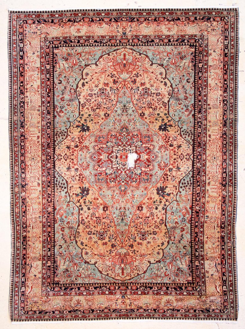 Fine Malayer Style Carpet