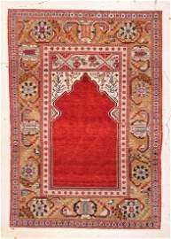 Classical Ottoman Prayer Rug