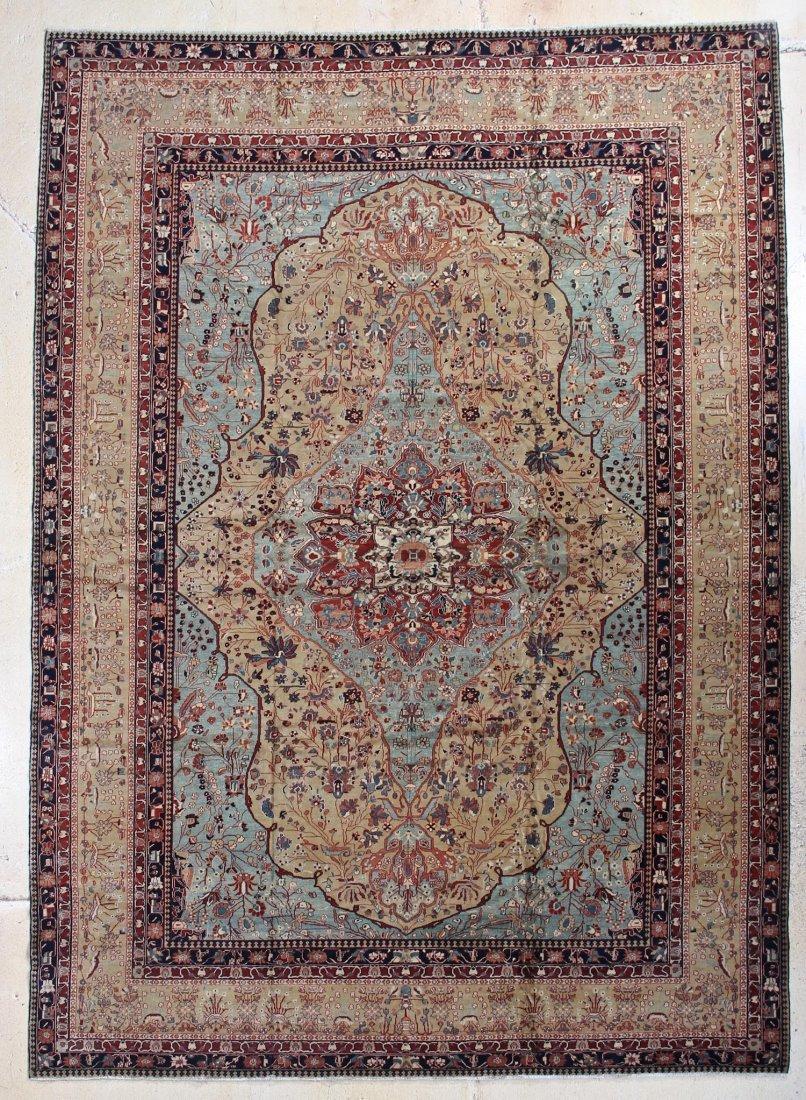 Fine Mohtashem Style Carpet