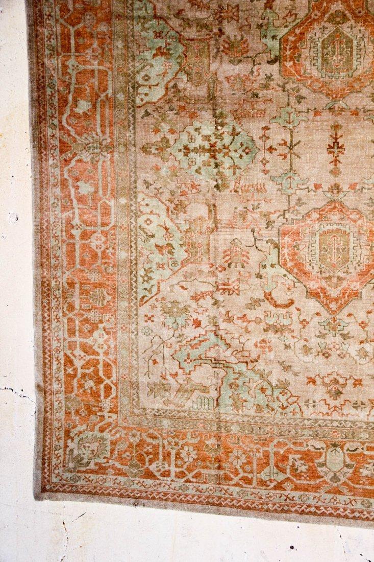 Oushak Carpet - 2