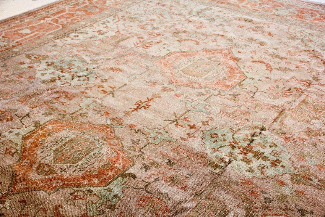 Oushak Carpet - 3