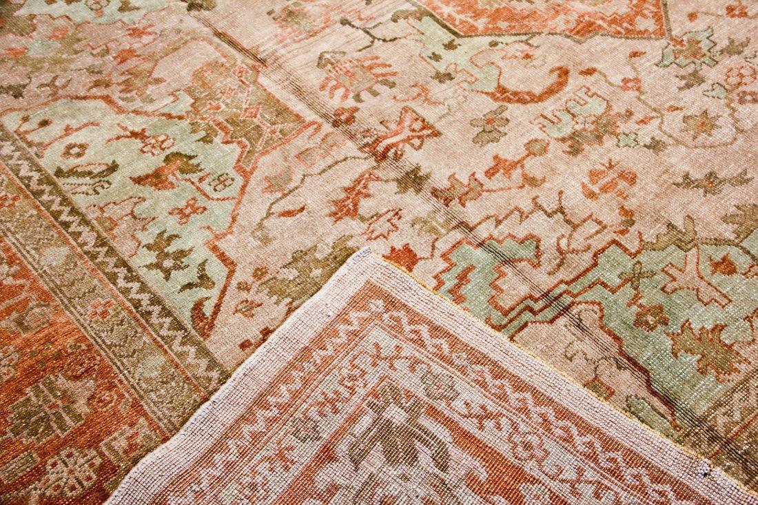 Oushak Carpet - 4