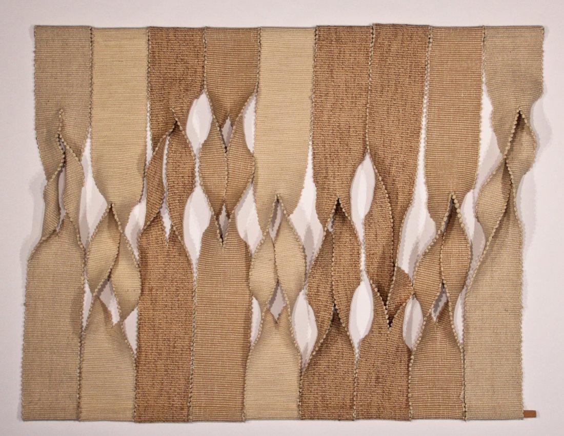 Sigrid Meier Tapestry: Waves Variation