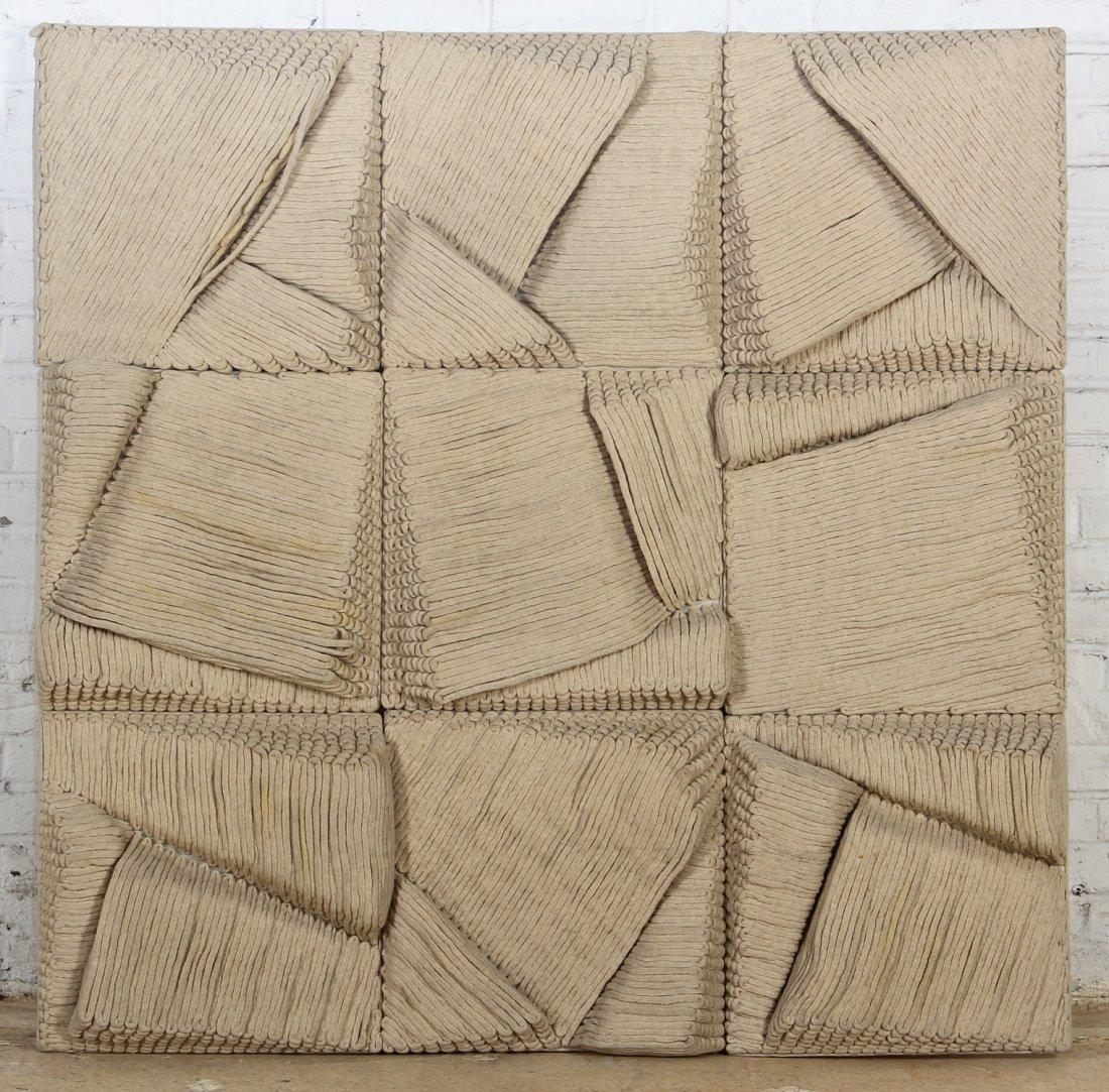 Ruth Geneslaw, (American, 20th Century) Tapestry