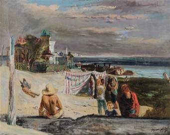 Walter Stuempfig, Cape May Point