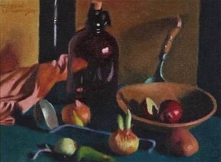 Edward Strawbridge, Still Life Arrangement