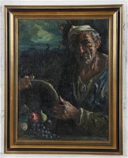 Cristoforo Sparagna Oil Painting