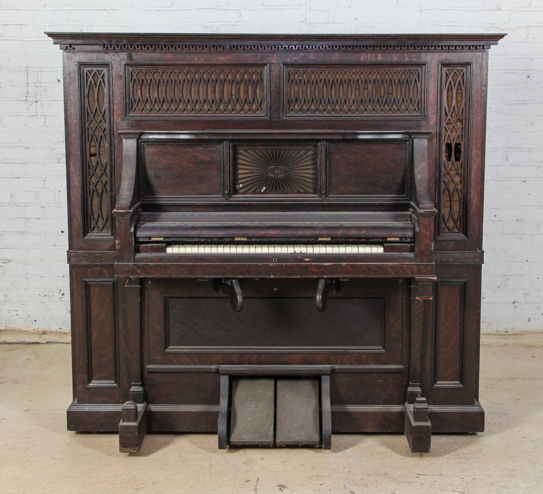 Aeolian Orchestrelle Player Reed Organ