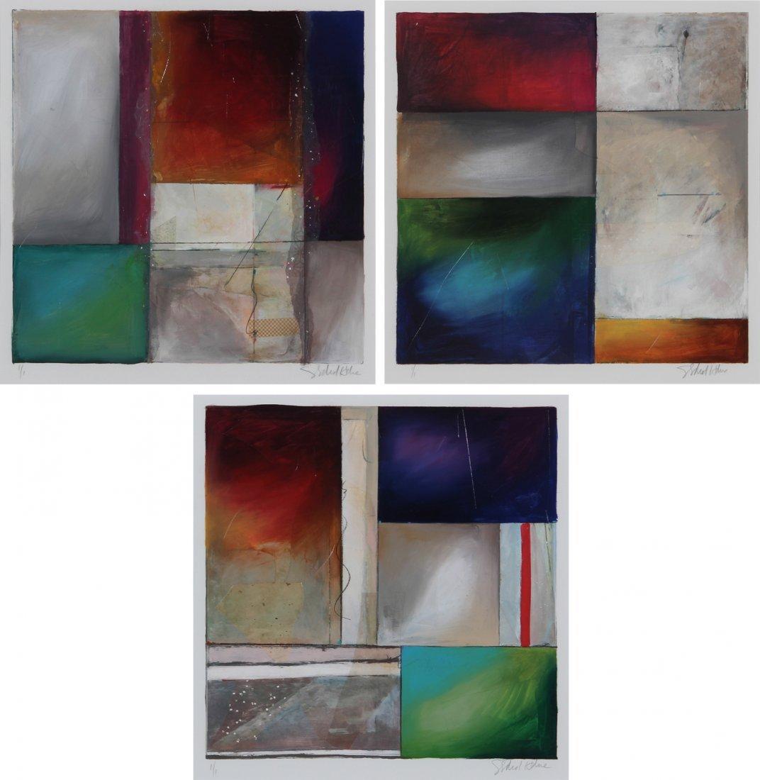 Starlie Sokol-Hohne , 3 Monoprints