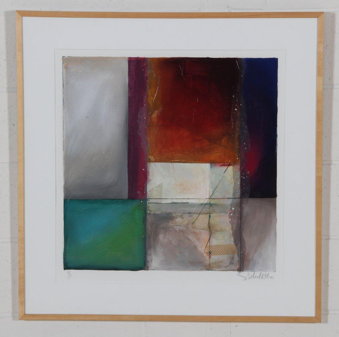 Starlie Sokol-Hohne , 3 Monoprints - 2