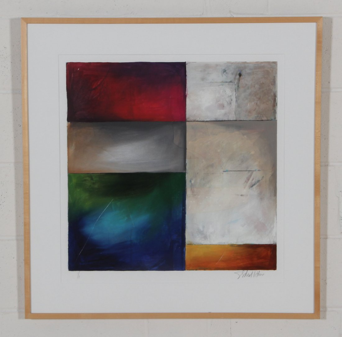 Starlie Sokol-Hohne , 3 Monoprints - 3
