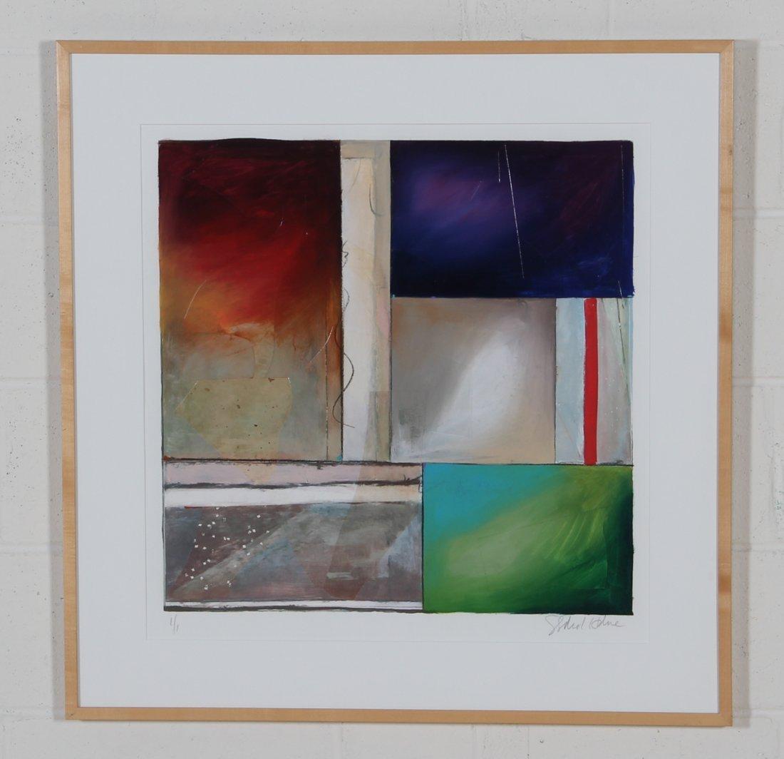 Starlie Sokol-Hohne , 3 Monoprints - 4