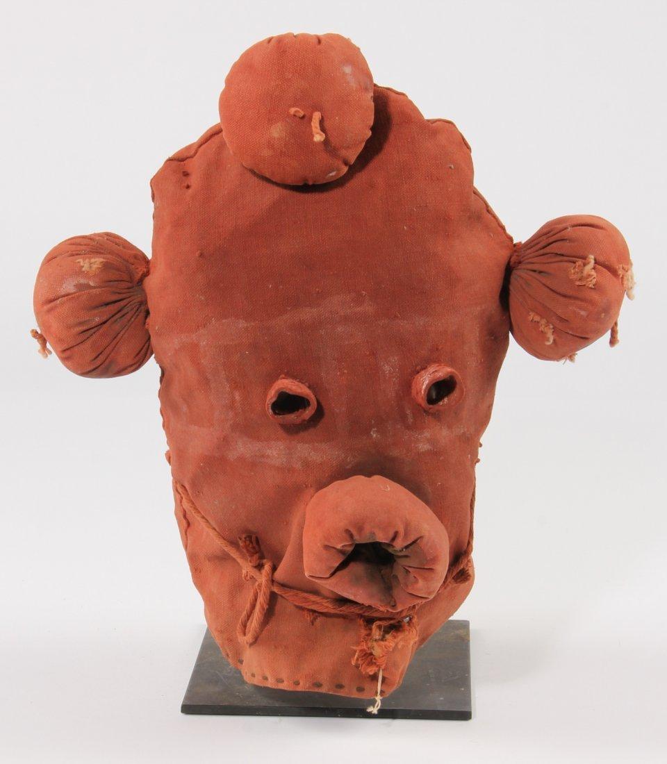 Hopi Mudhead Mask
