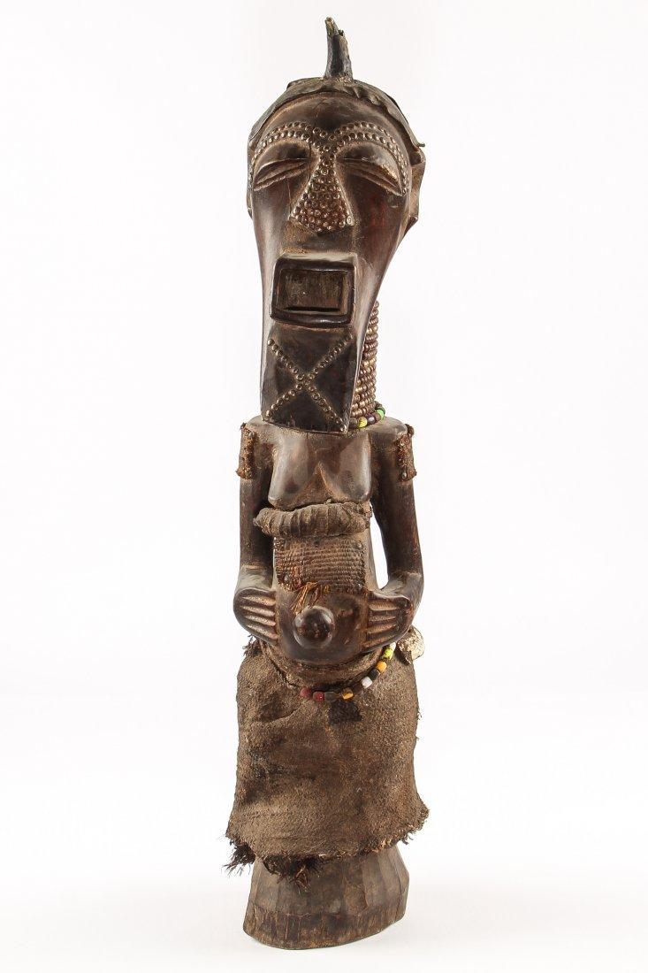 Exemplary African Songye Power Figure