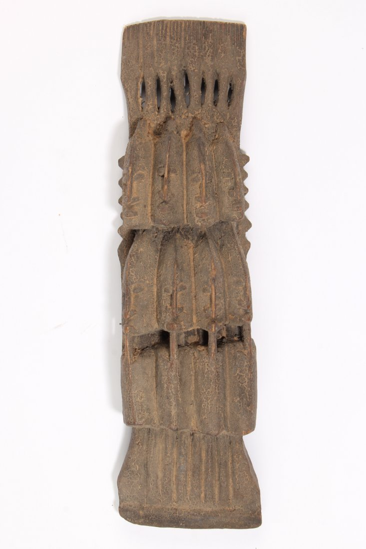 Fine African Dogon Figural Group