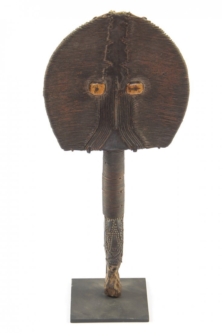 Old Bakota Mahongwe Reliquary