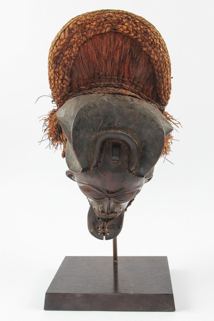 Fine African Chokwe Mask