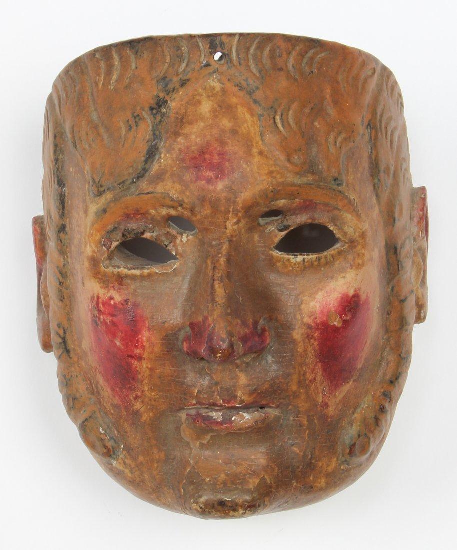 Guatemalan Mask; Mascara