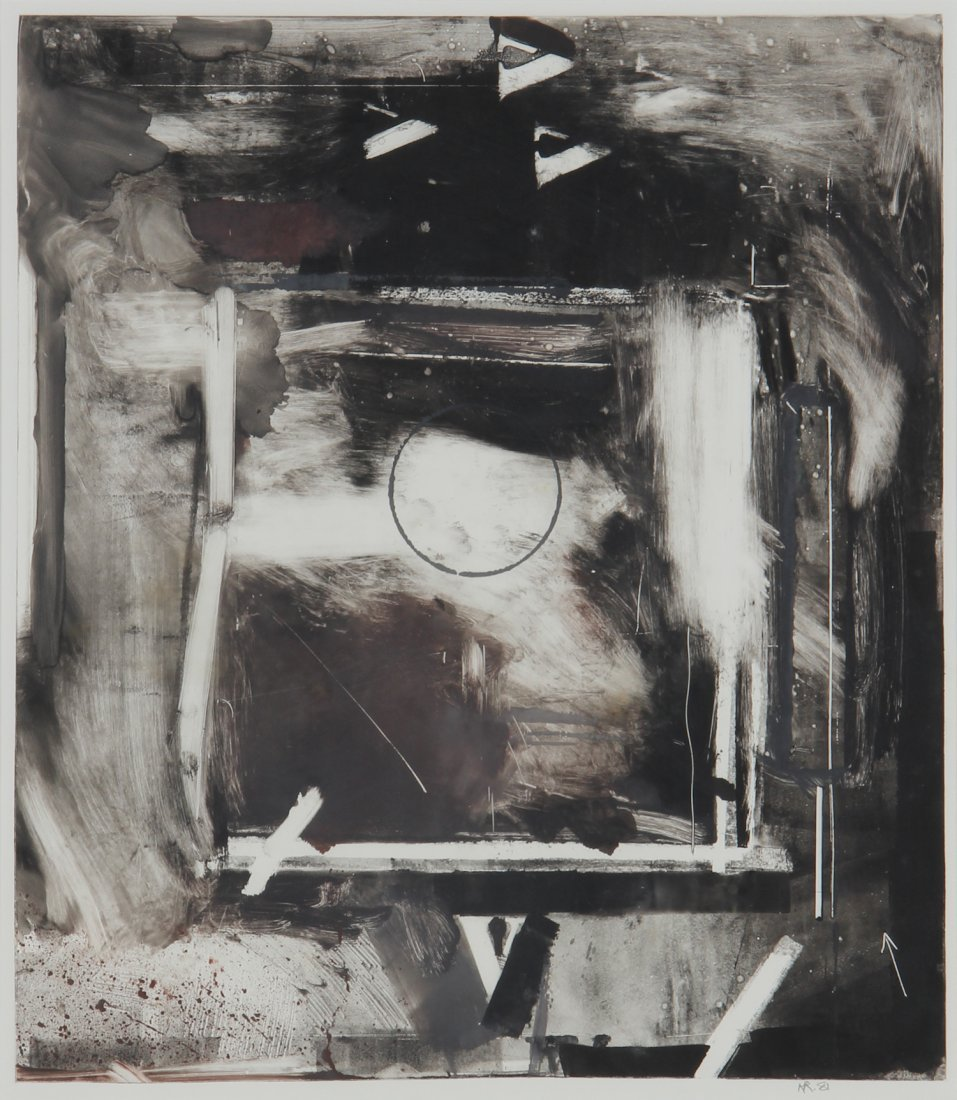 Keith Ragone Monotype. Argus, 1981.