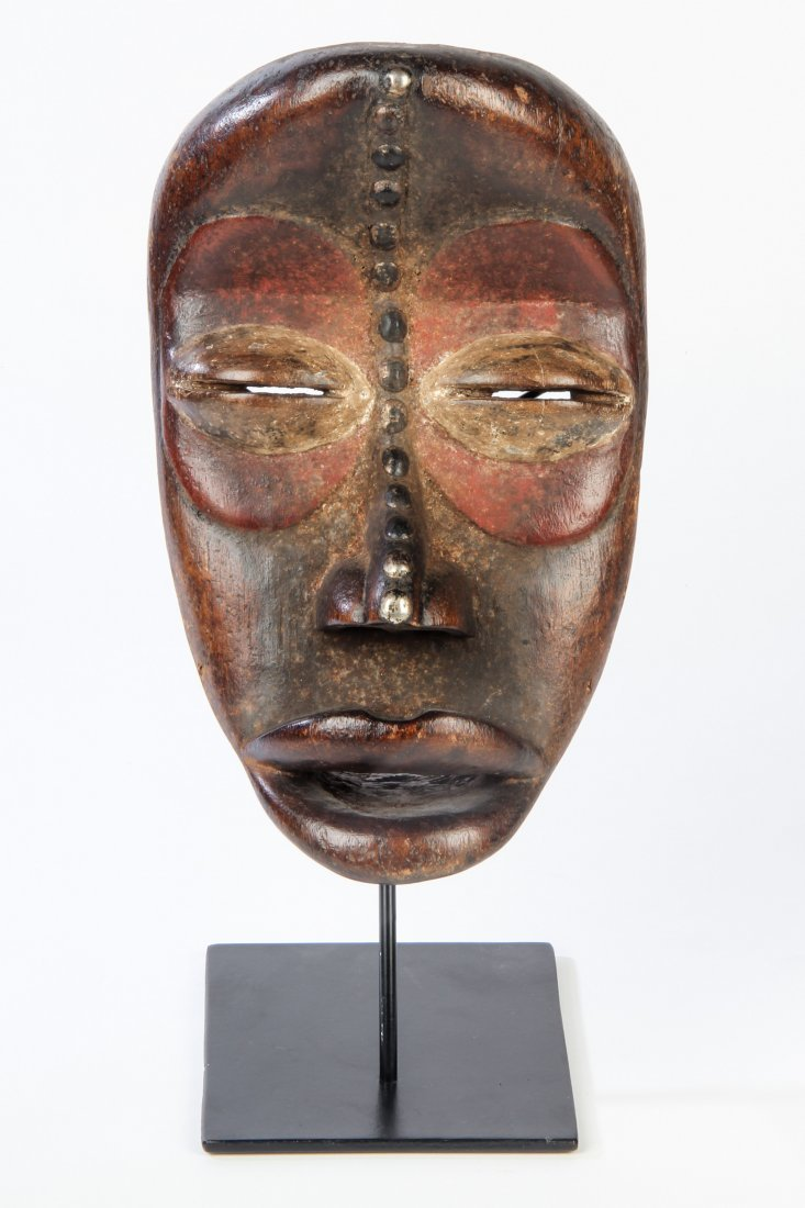 Fine Old African Dan Mask