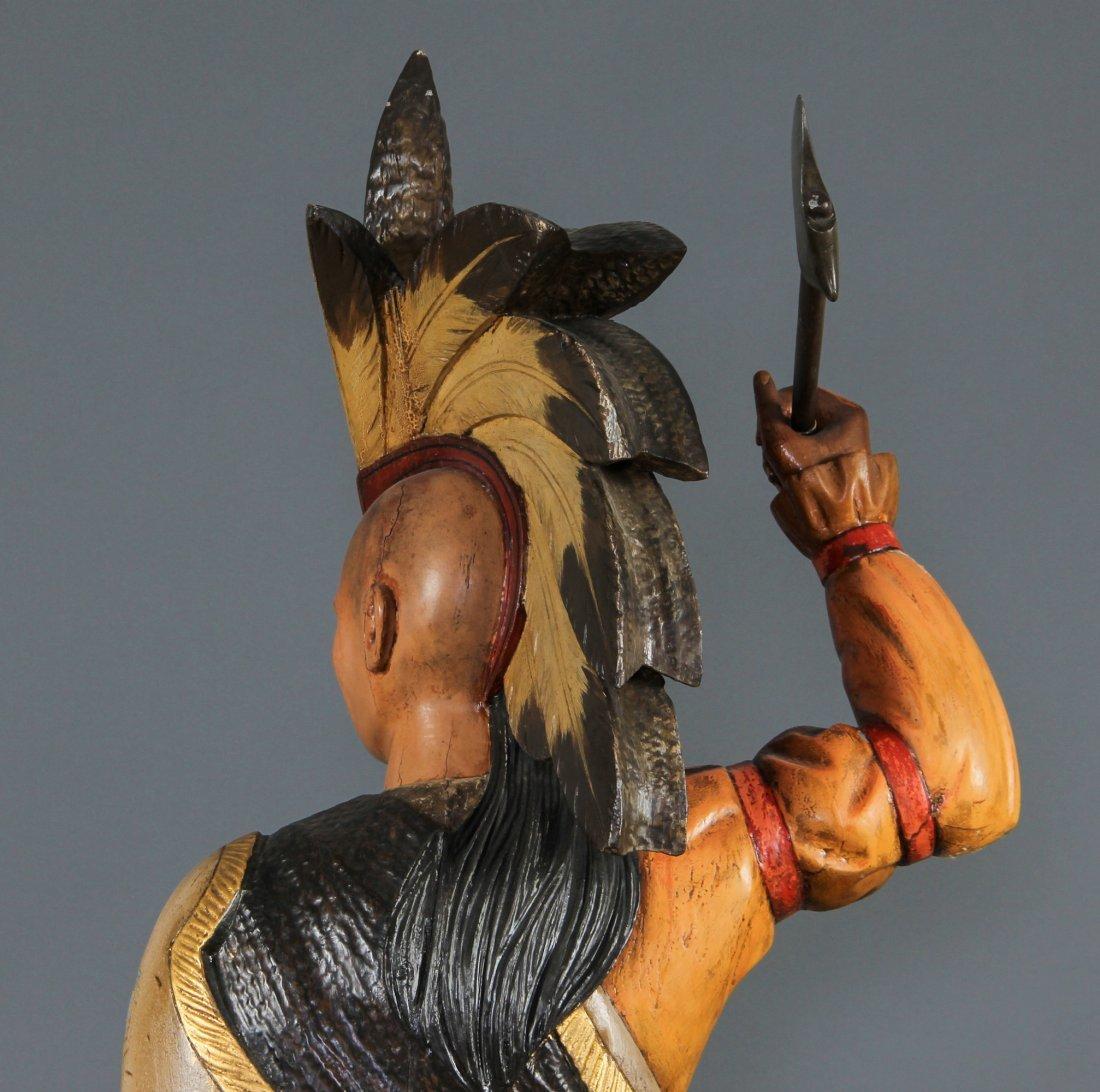 John Cromwell (American, 1805-1873) Cigar Store Statue - 3