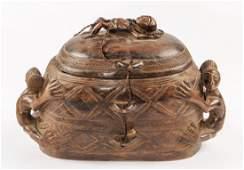 Large African Luba Pot
