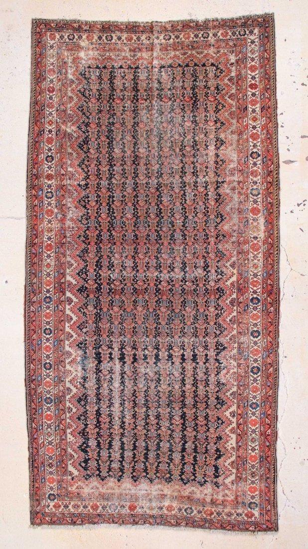 "Malayer Carpet: 6'5"" x 13'1"""