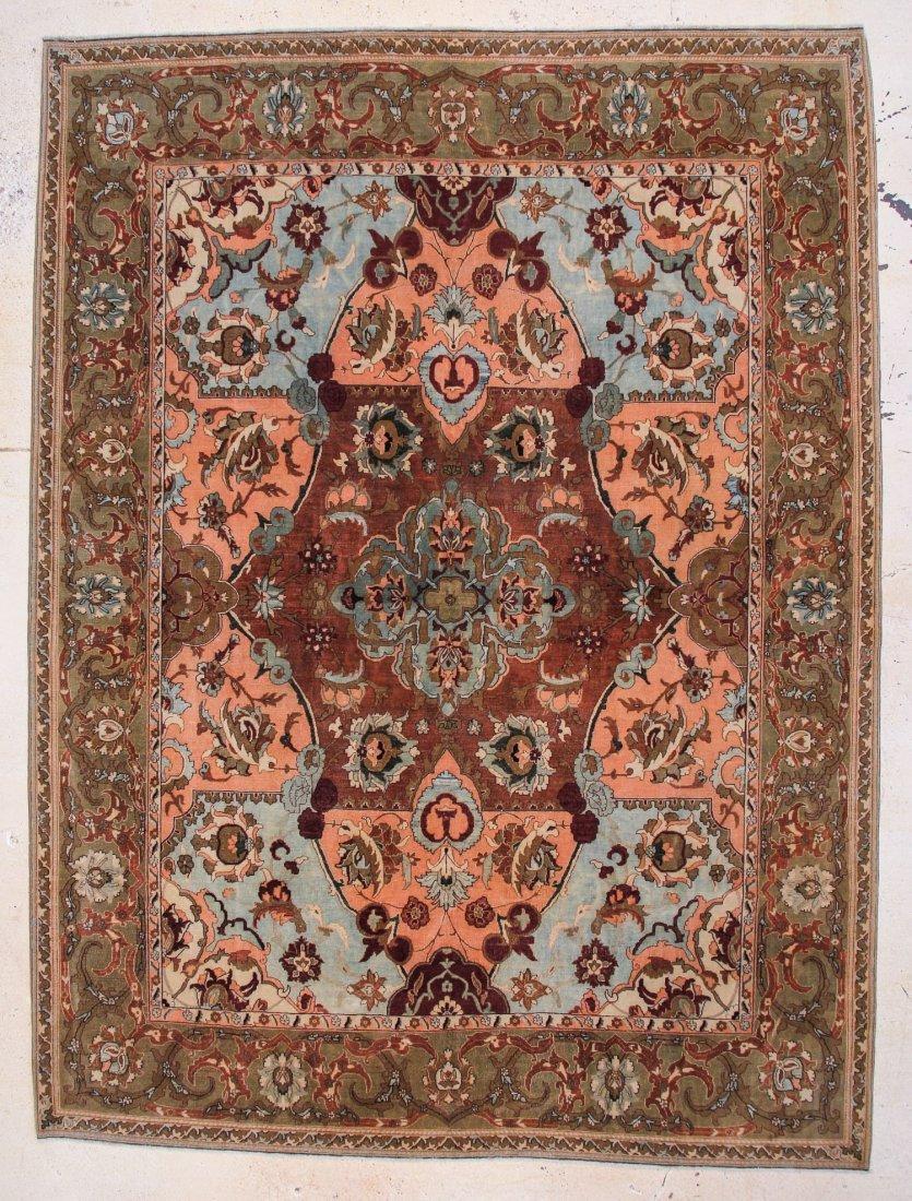 "Classical Polonaise Carpet: 9'11"" x 13'3"""