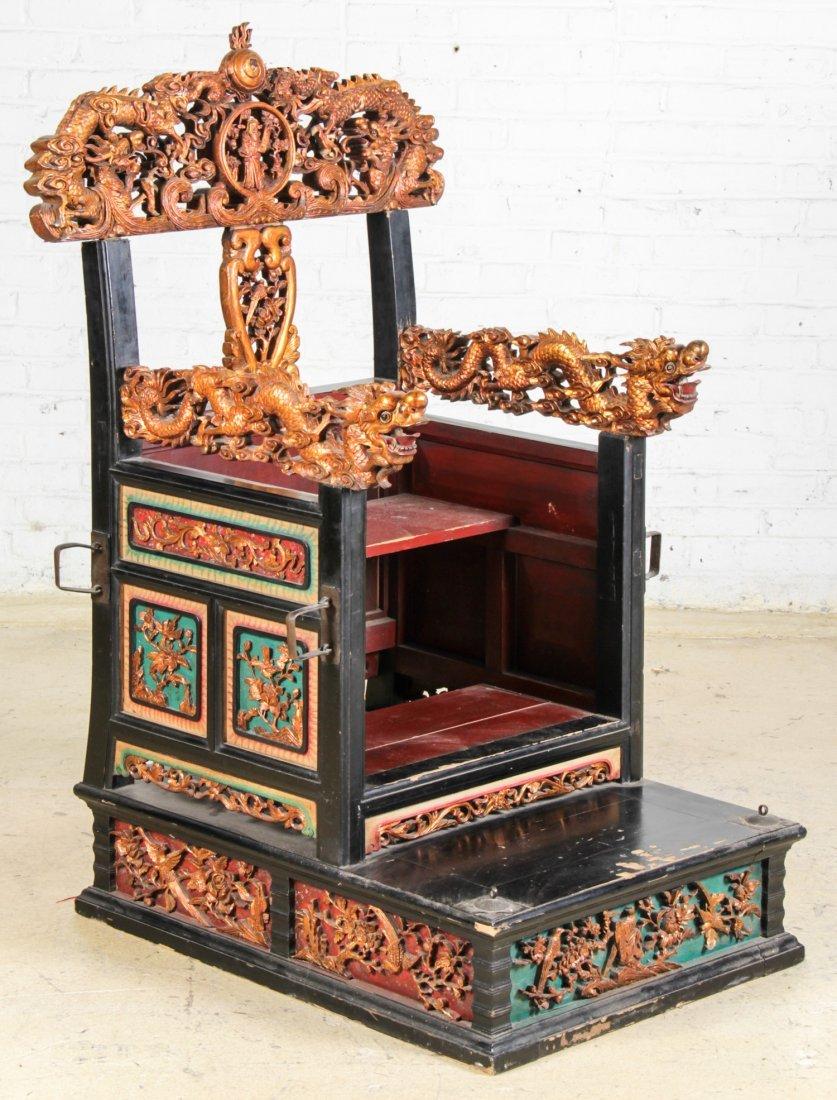 Chinese Sedan Chair