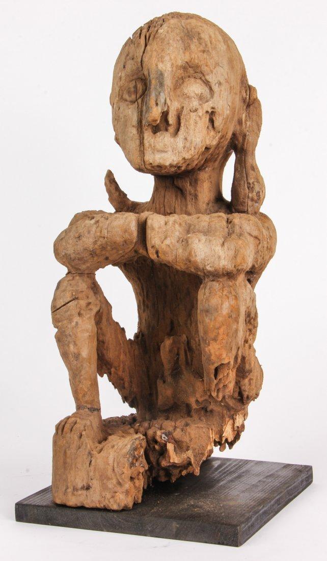 Leti Island Ancestor Figure