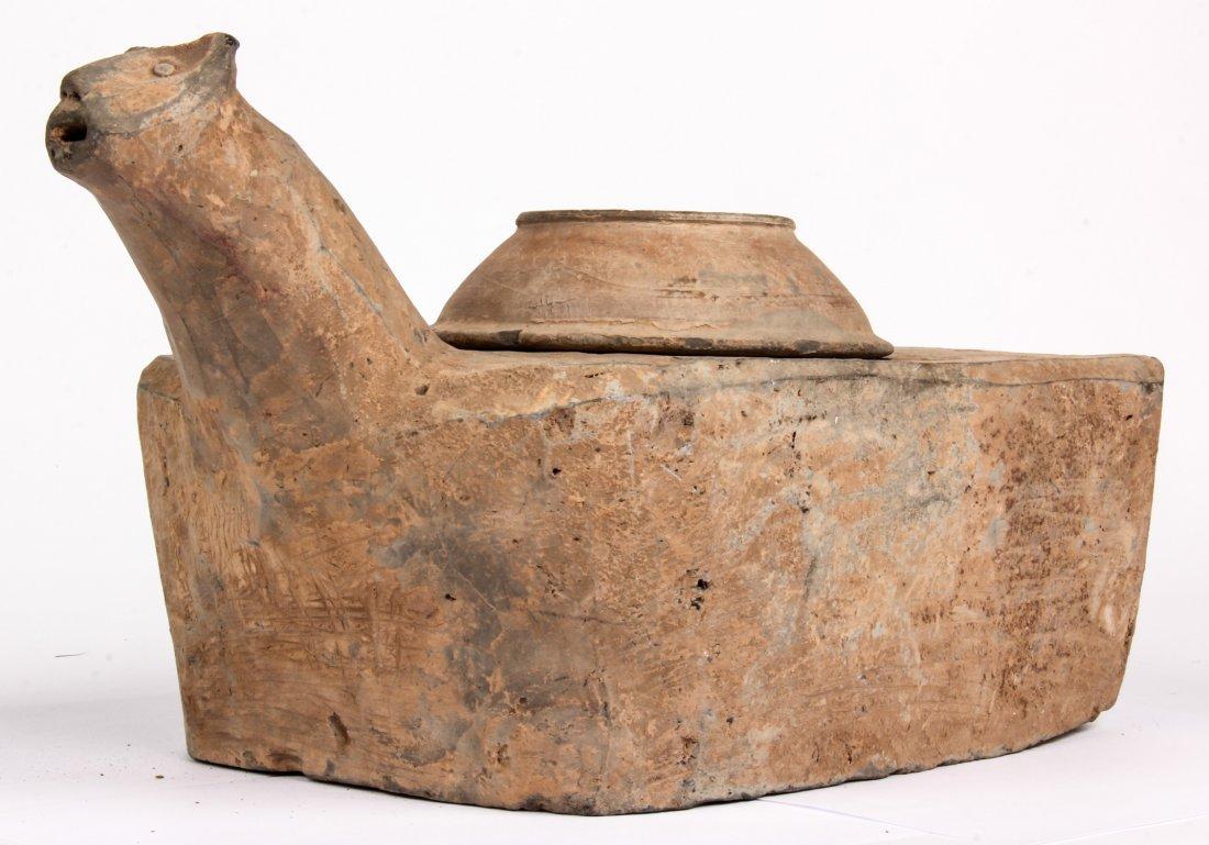 Han Dynasty Model Stove
