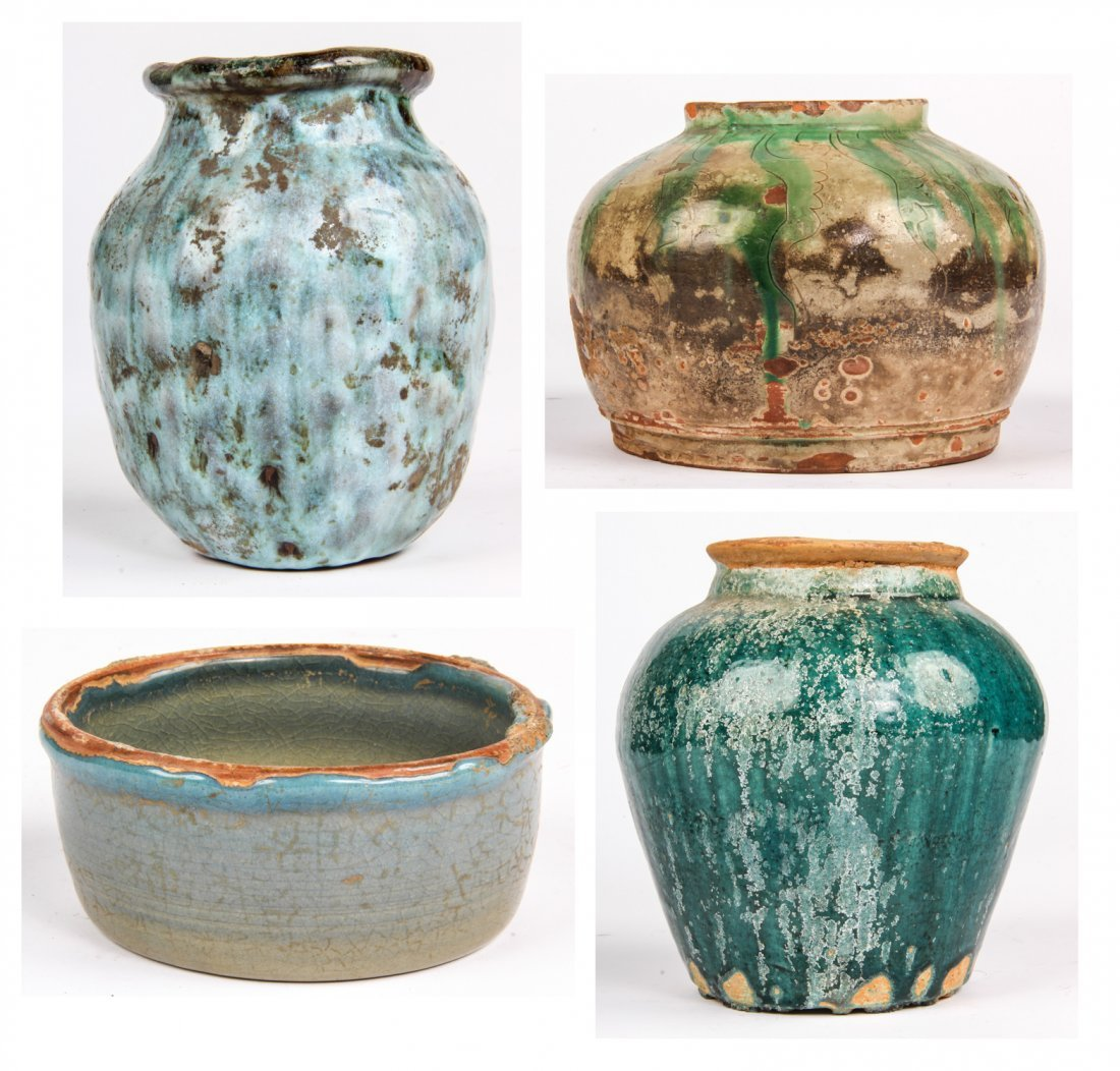 Chinese Sung Style Pottery