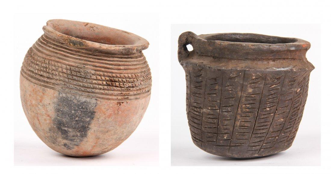 Mauli Pot and Bakongo Cup