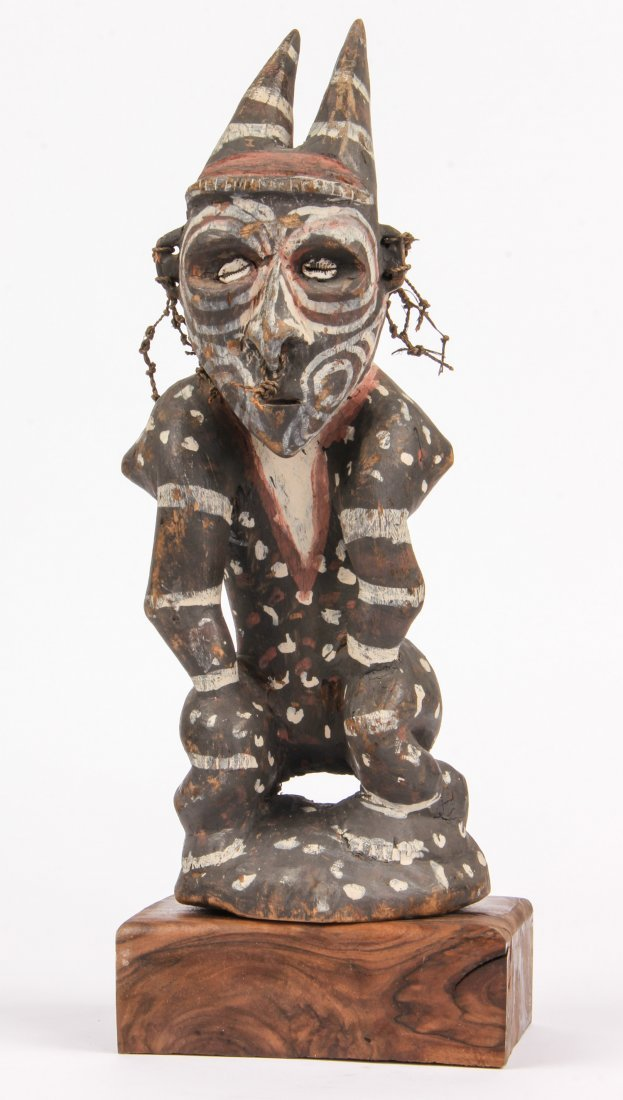Sepik River New Guinea Ancestor Figure