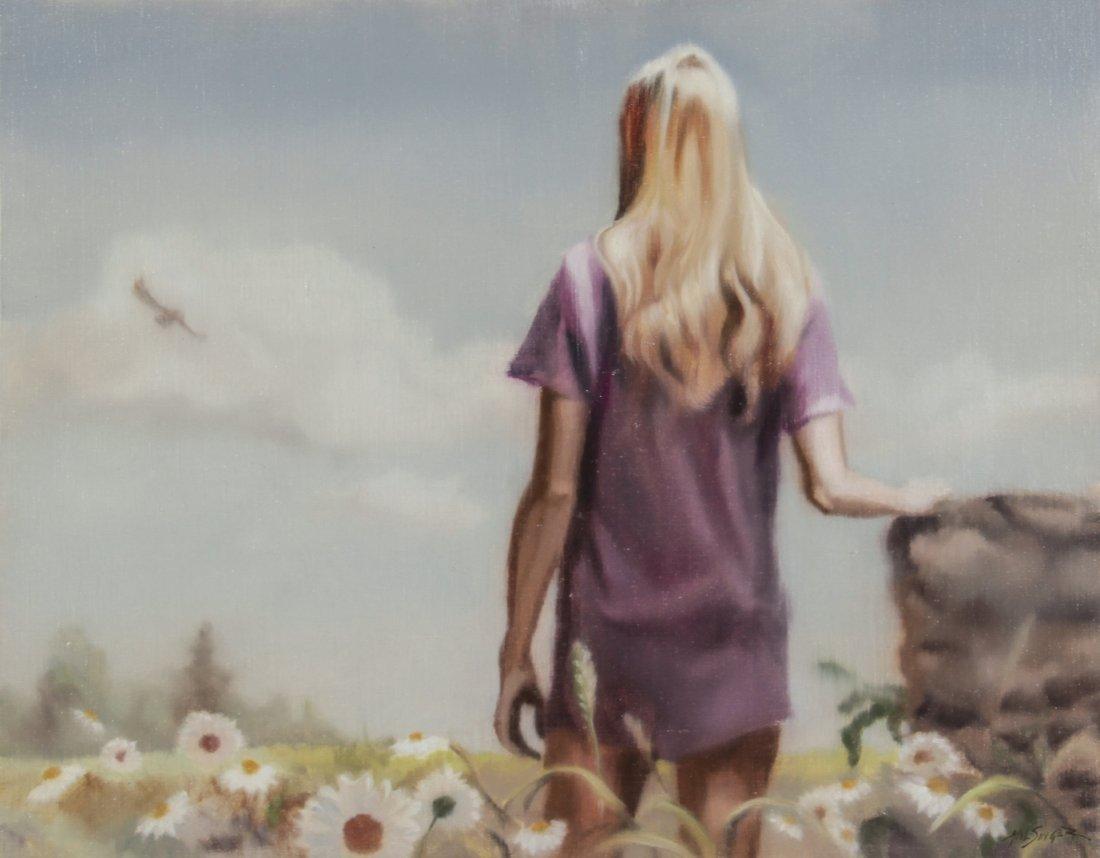 Hal Singer (American, 1919-2003) Painting