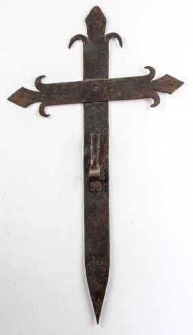 Georges Liautaud (1889-1991) Haitian Graveyard Cross