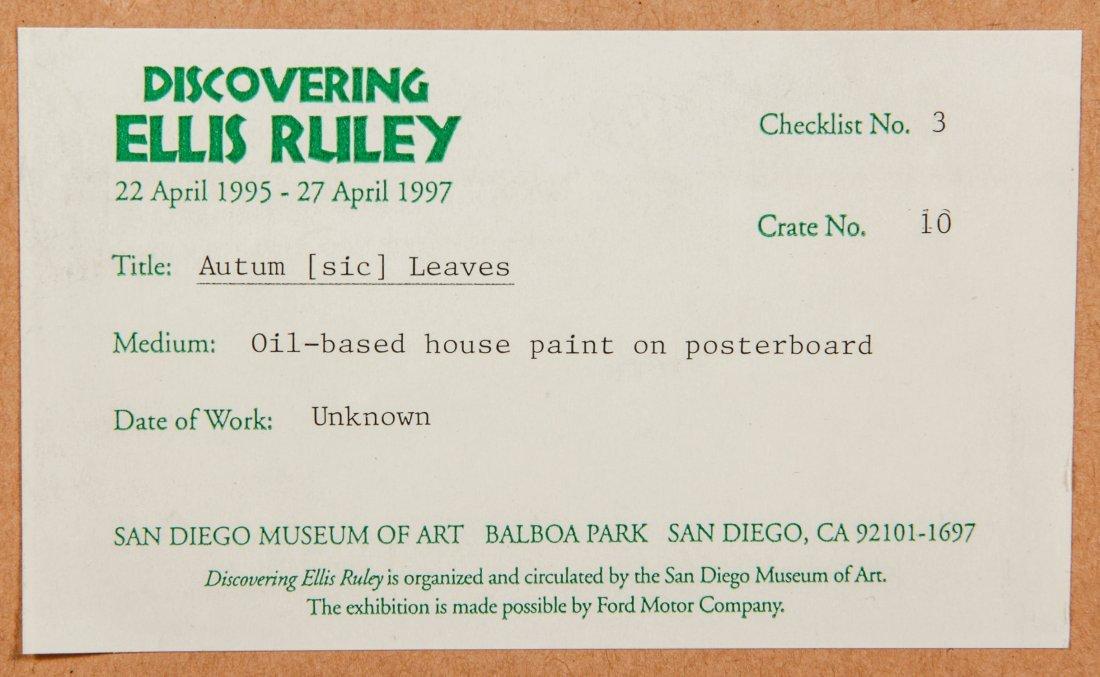 Ellis Ruley (USA, 1882-1959) Painting - 4