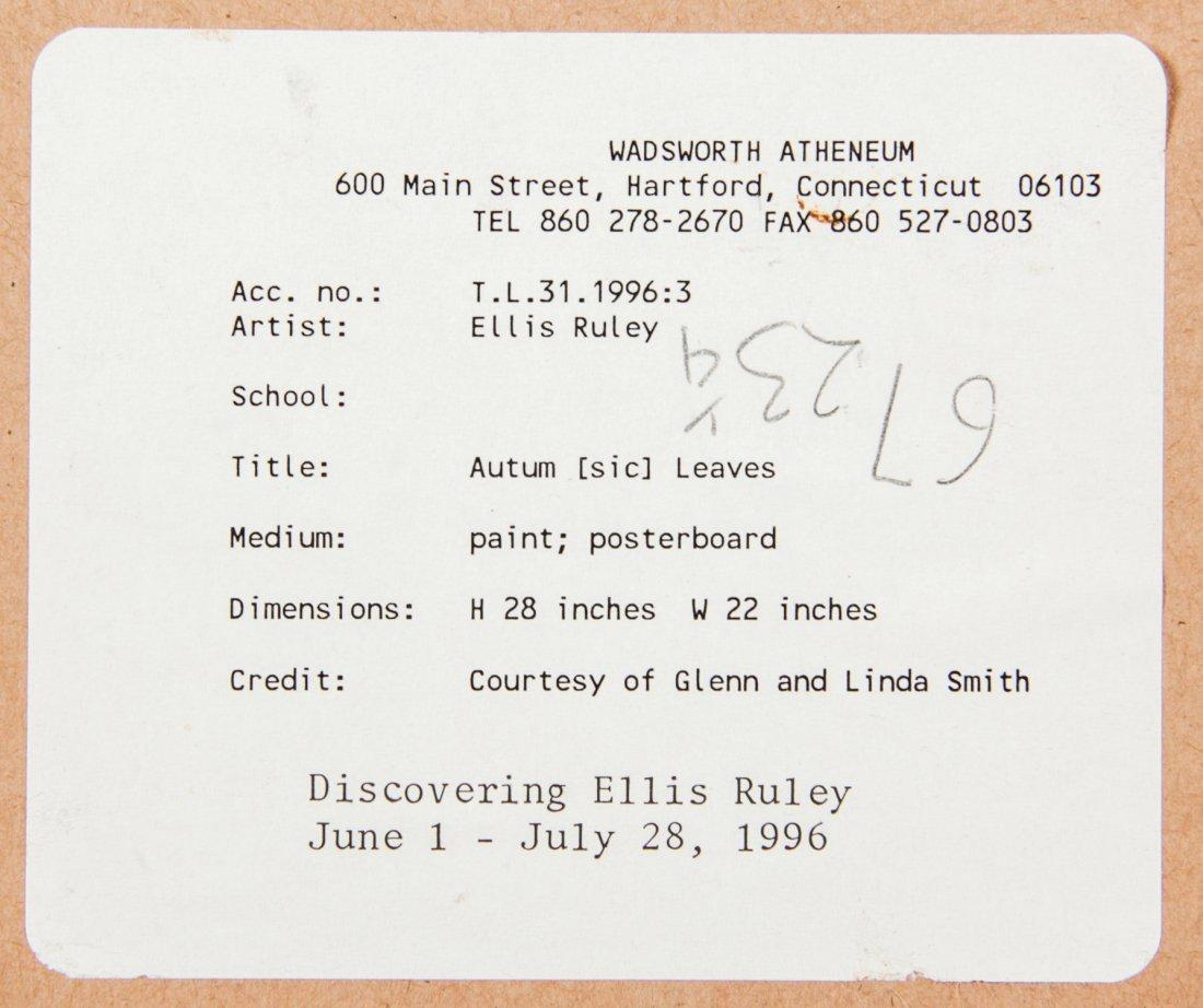 Ellis Ruley (USA, 1882-1959) Painting - 6