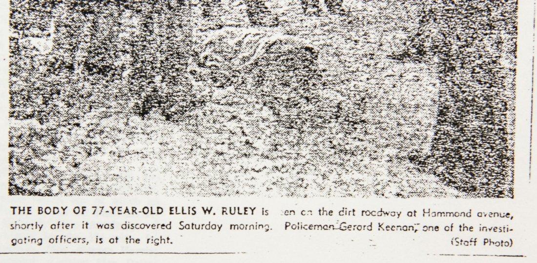 Ellis Ruley (USA, 1882-1959) Painting - 8