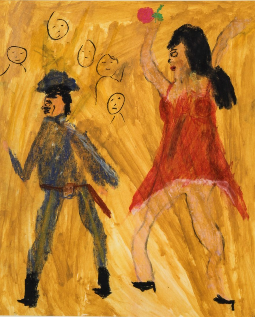 John D. Holly, Carmen II – Act 1, The Habanera