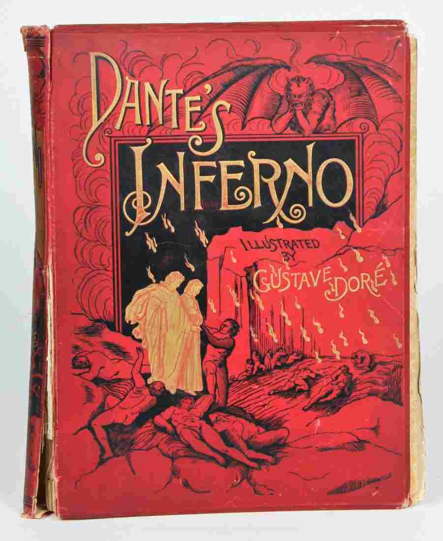 Dante's Inferno, Illustrated by M. Gustave Dore