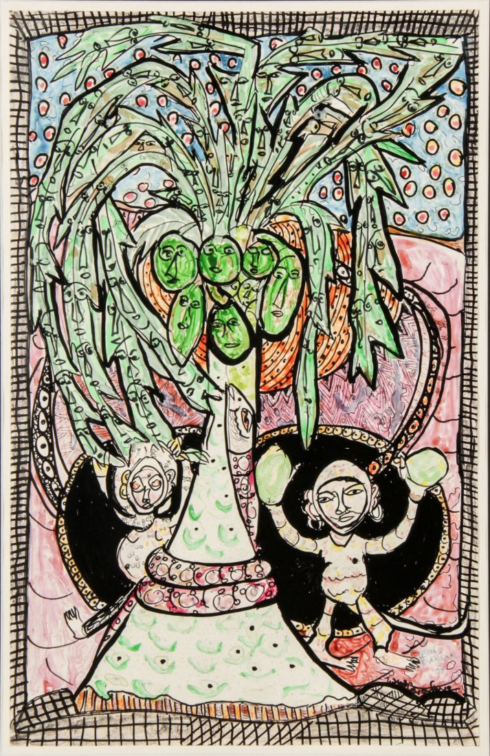 Prince Twins Seven Seven, Tree of Life