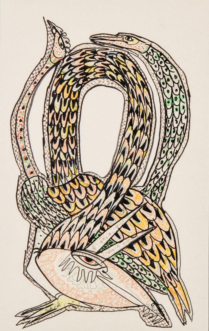 Prince Twins Seven Seven, Snake Birds