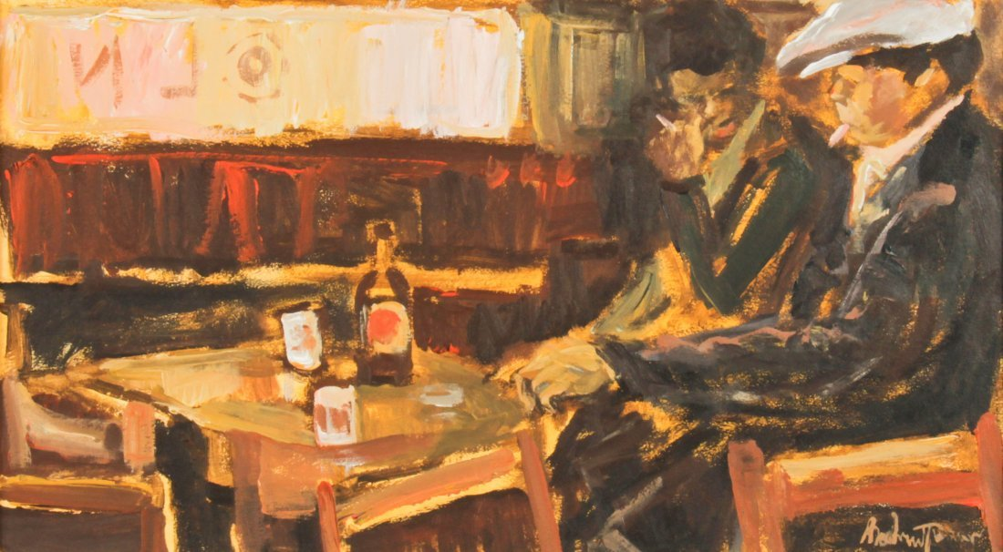 Andrew Turner, Painting, 1983
