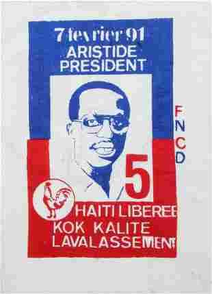 Vintage Haitian T-Shirt