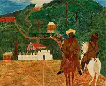 Philome Obin (Haitian/Cap-Haitien, 1892-1986)
