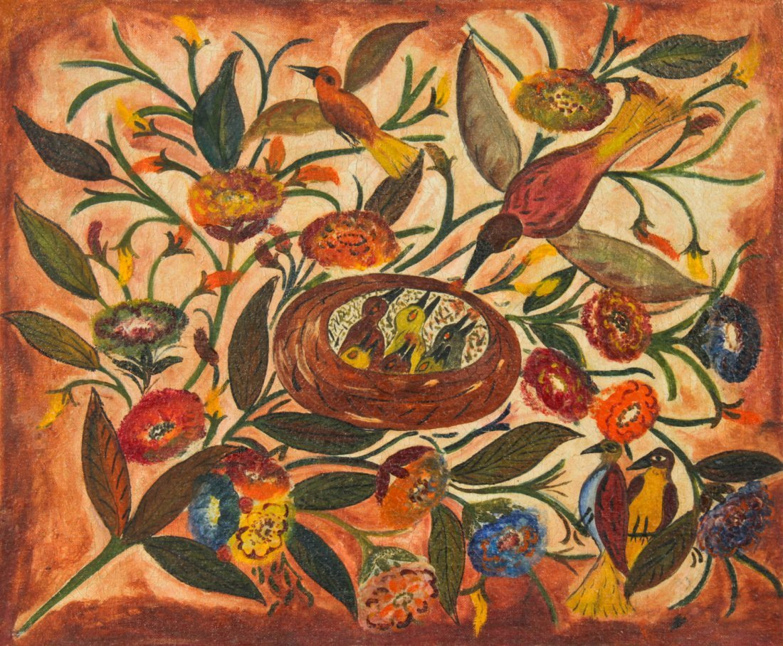 Hector Hyppolite (Haitian/St. Marc, 1894-1948)