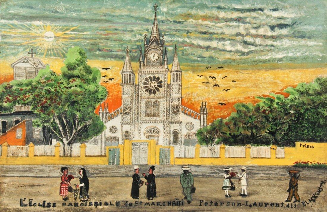 Peterson Laurent (Haitian/St. Marc, 1888-1958)